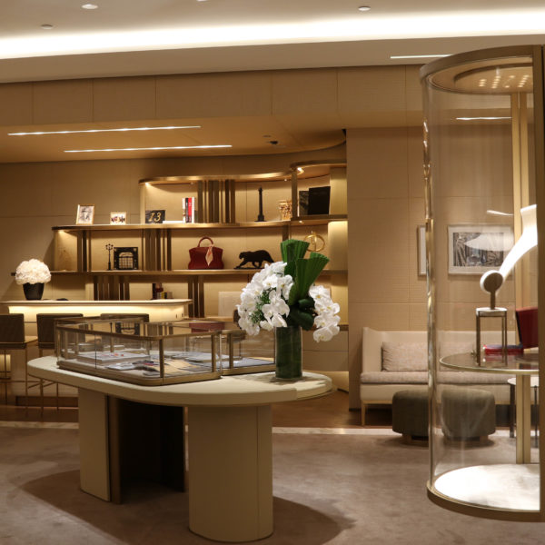 boutique Cartier Peking road HK