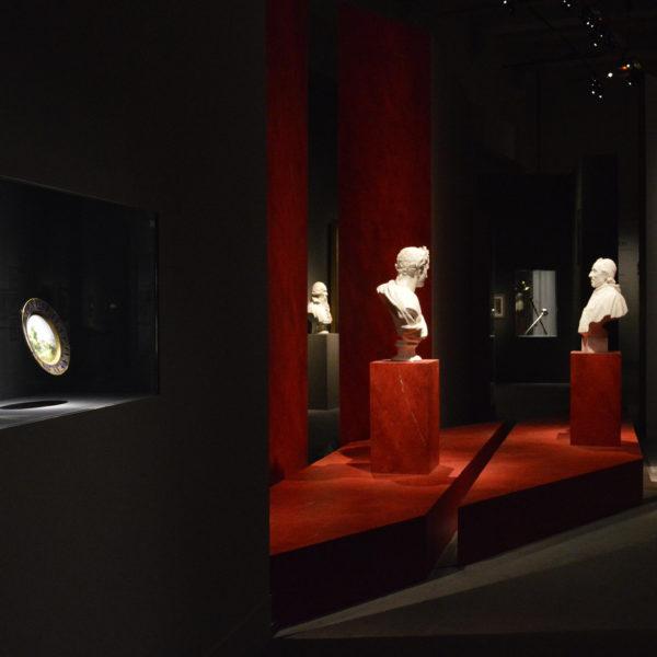 exposition Pie VII face à Napoléon