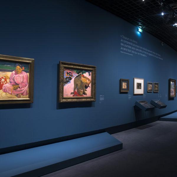 "Exposition ""Gauguin l'alchimiste"""