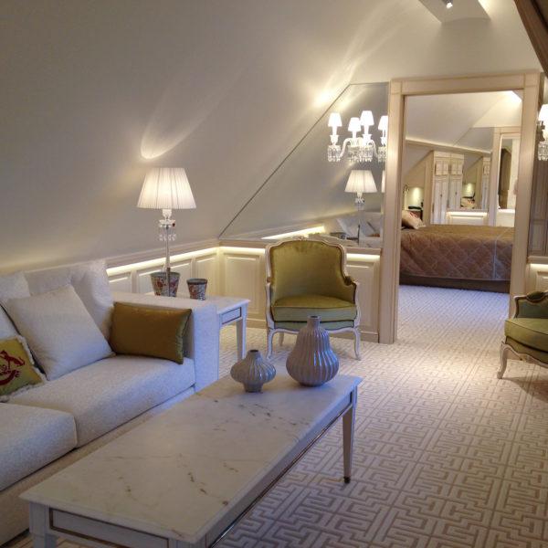 Suite 628 et Suite Pompadour