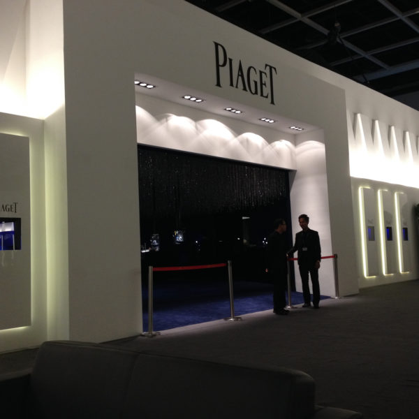 Salon international de la Haute Horlogerie de Hong-Kong