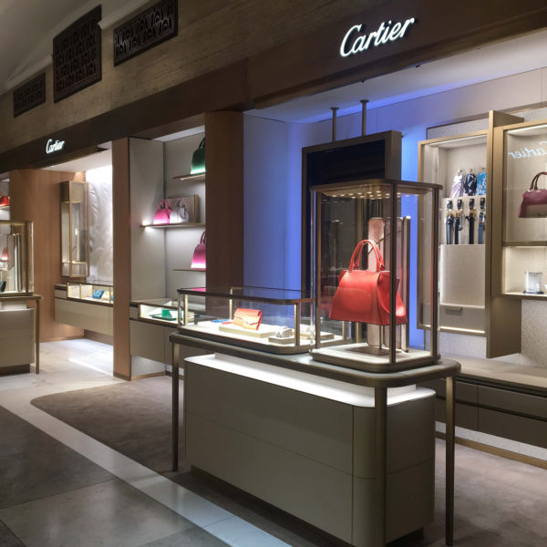 Boutique Cartier Harrods