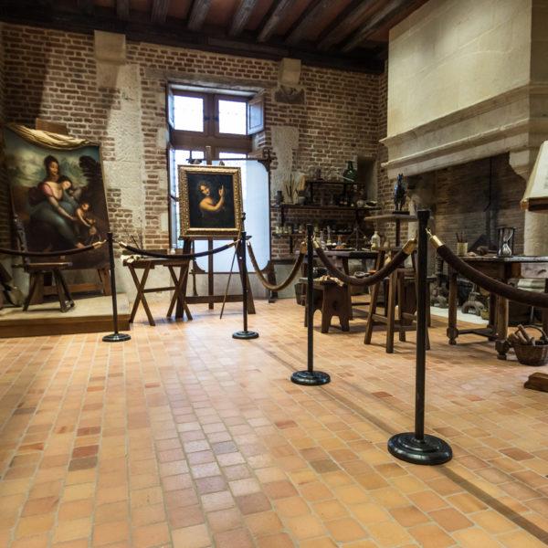 Les ateliers vivants de Léonard de Vinci